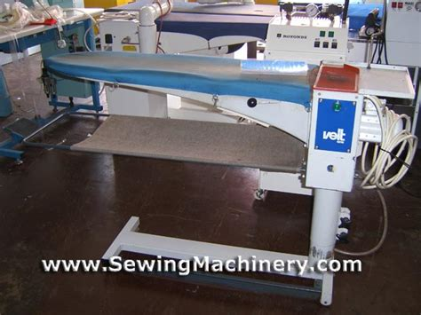 table top steam press iron used vacuum tables for steam ironing pressing