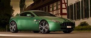 Aston Martin Vantage Gets Barracuda Racing Wheels