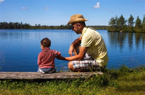 quality time  dads stock photo image  fathers