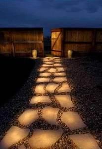 Backyard, Lighting, Ideas, Pictures