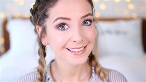 Vlogger Zoella Was Almost In