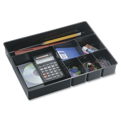 officemate deep desk drawer organizer tray oic21322 ebay