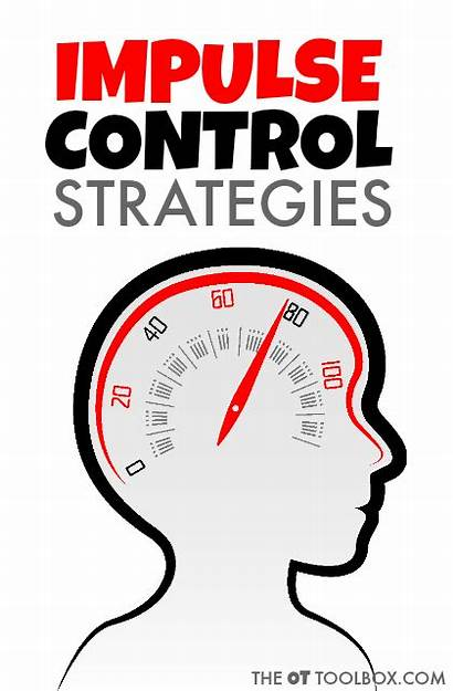 Impulse Control Worksheets Activities Therapy Self Adhd