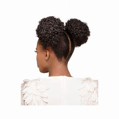 Afro Puff Postiche Bijoux Twin