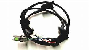 Genuine Volvo Wiring Harness For Trunk Lid S60 2005