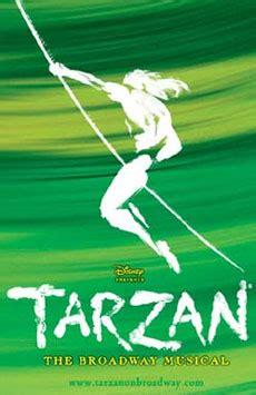 Broadway Musical Home Tarzan