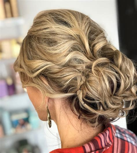 Top Updo Hairstyles by 18 Sexiest Updos You Ll See In 2019