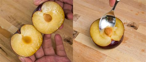 fruits with pits 3 ways to slice stone fruit cooking tips noshon it