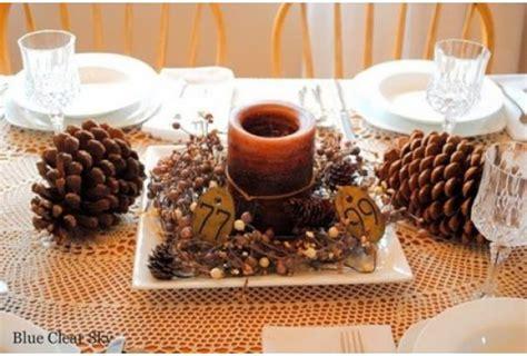 galeria piekne inspiracje jesienne dekoracje stolow