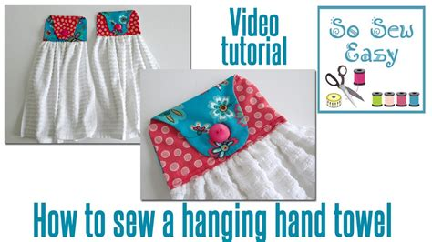 how to make a hanging l make an easy hanging kitchen towel mp3 12 78 mb search