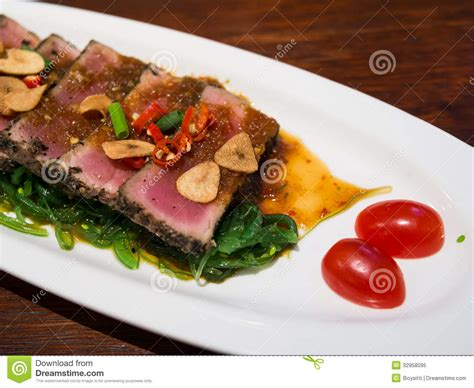 japanese fusion cuisine royalty free stock photo image 32958095
