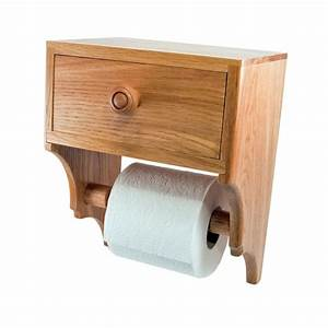 Unique Toilet Tissue Paper Holder and Convenience Drawer ...