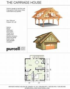 Purcel Automobiles : purcell timber frames the carriage house 624 square feet of living space above the garage ~ Gottalentnigeria.com Avis de Voitures