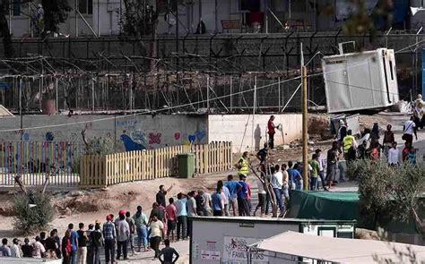 Nearly 13000 Migrants And Refugees Registered At Moria