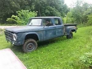 Find New 1966 Dodge Power Wagon Model W200 4 Door Military