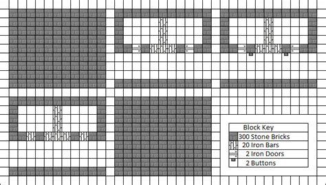 stronghold cells  mysticsamuraix minecraft blueprints amazing minecraft minecraft houses