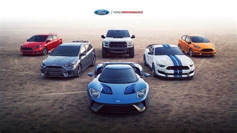 Performance Cars : Performance Ford® Style