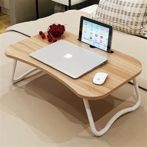 Desk For Bed by Laptop Bed Table With Simple Dormitory Lazy Desk On Bed