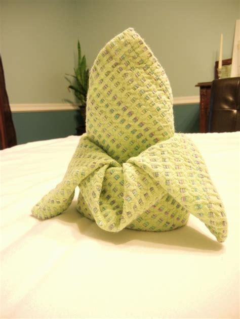 pliage de serviette facile et original 40 id 233 es archzine fr