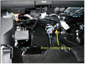 Installing an Electric Brake Controller on 2007-2013 GM