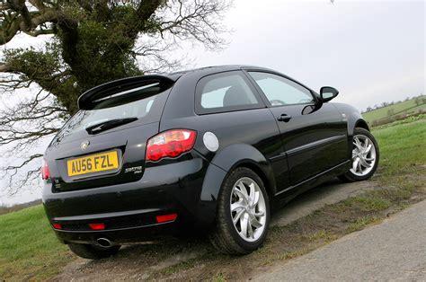 proton satria neo hatchback review   parkers