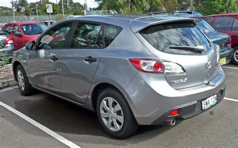 2010 Mazda Mazda 3 Hatchback