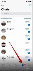 Comment Débloquer Un Contact : comment bloquer ou d bloquer des contacts whatsapp sur un iphone ~ Maxctalentgroup.com Avis de Voitures