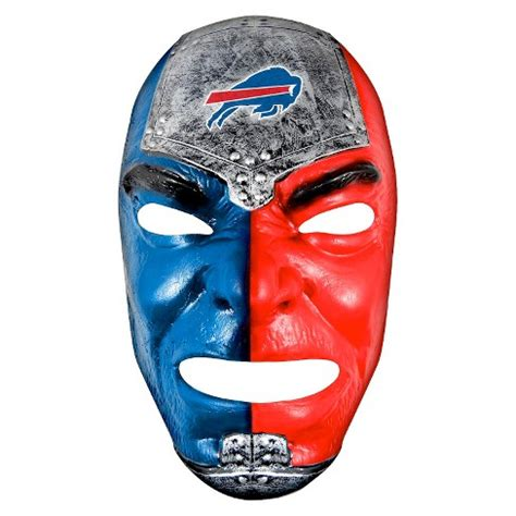 Buffalo Bills Franklin Sports Fan Face Mask : Target