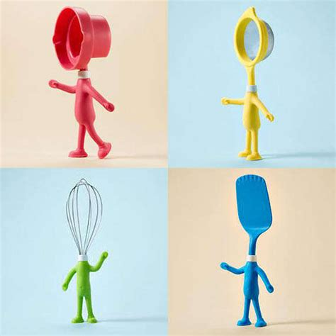 utensils quirky kitchen approved creations cooking child