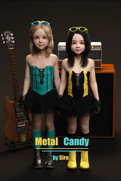 Siro Metal Candy Vip Zona We Work Only 4 Premium Users