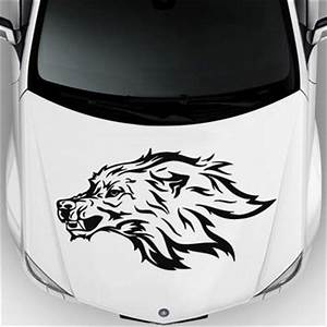 Car decal hood sticker wall art graphics from ...