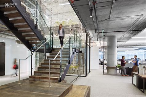 Studios Architecture Fills Neustar Office With Data