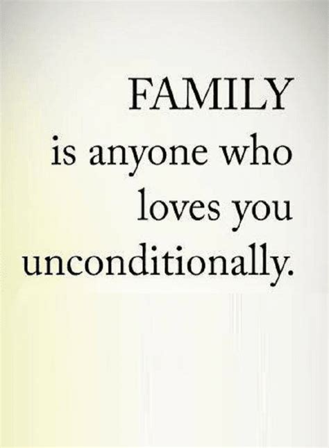 love  unconditionally   family