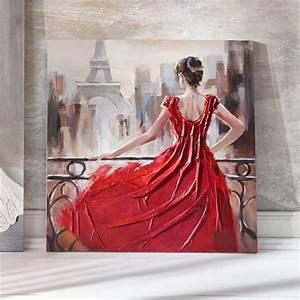 Fotos Auf Acryl : bild paris handgemalt acryl auf leinwand ca 100 x 100cm katalogbild malerei menschen in 2019 ~ Watch28wear.com Haus und Dekorationen