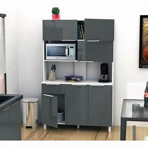 buffet de cuisine moderne awesome good great meuble With comment relooker un meuble en formica