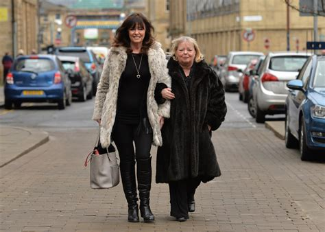 Gorden Kaye funeral: Vicki Michelle and Sue Hodge pay ...