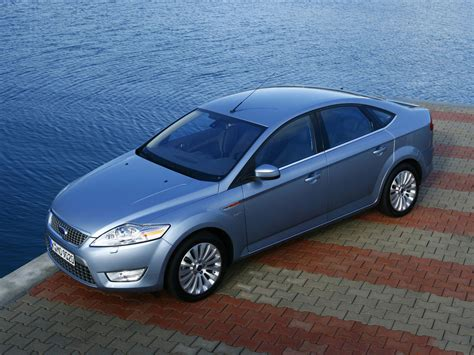 Photo Ford Mondeo Wallpapers