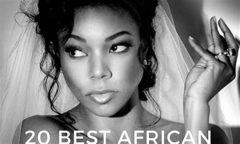 Black Women's Natural Hair Styles