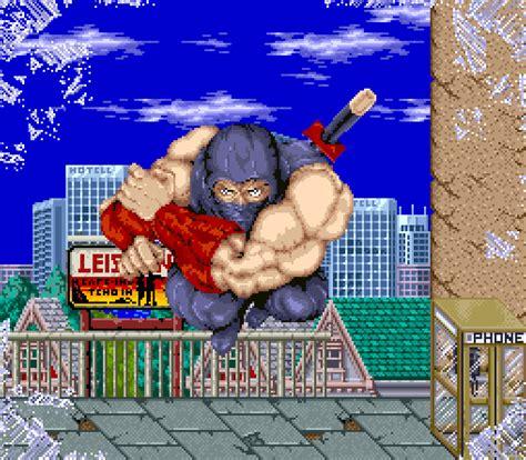 Why Ninja Gaidens Surreal Arcade Version Is Worth