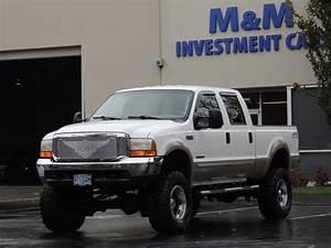 2000 Ford F  4x4    7 3l Diesel    86k Miles