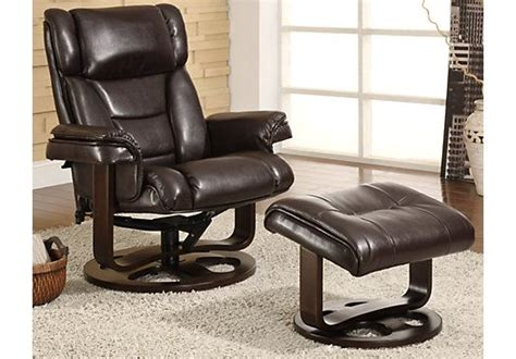 shop for a harold brown chair ottoman at rooms to go