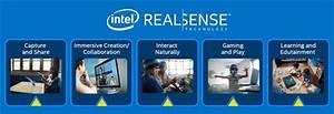 3ders.org - Intel's RealSense depth-sensing 3D camera is ...