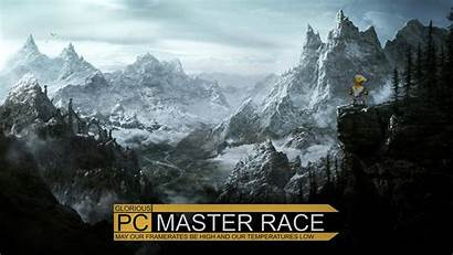 Gaming Pc Master Race Desktop Wallpapers Backgrounds