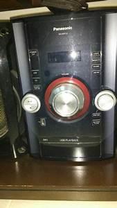 Equipo De Sonido Panasonic Sa Ak580