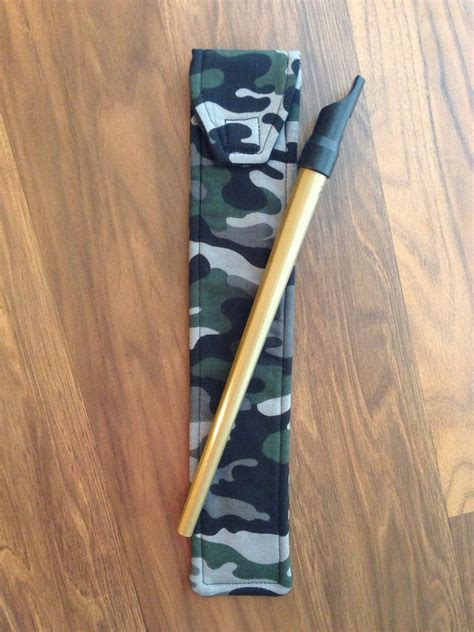 tin whistle case recorder sleeve penny whistle cover bag