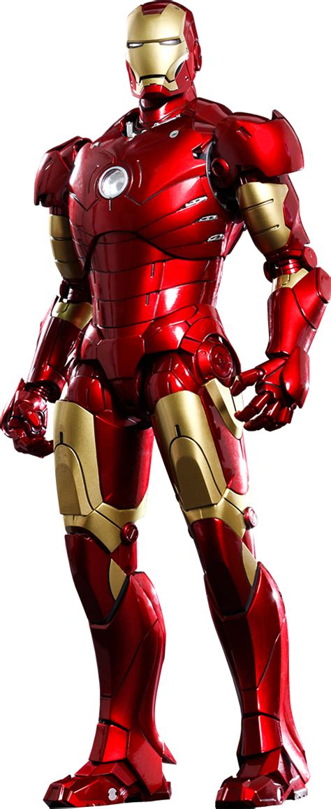 Iron Man Armor: Mark III | Marvel Cinematic Universe Wiki ...