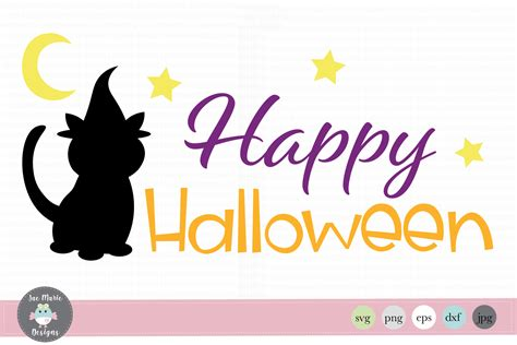 Find & download free graphic resources for svg banner. Happy Halloween svg, cute halloween svg files, black cat svg
