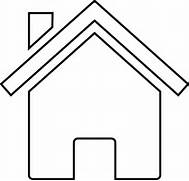 House Clip Art at Clker com - vector clip art online  royalty free      Construction House Clip Art Black And White