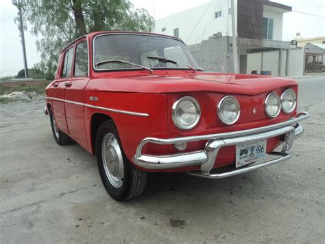 Rear Engined 1975 Renault 8s For Sale In Mexico Carscoops