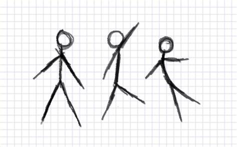 draw  stick figure  complex guide